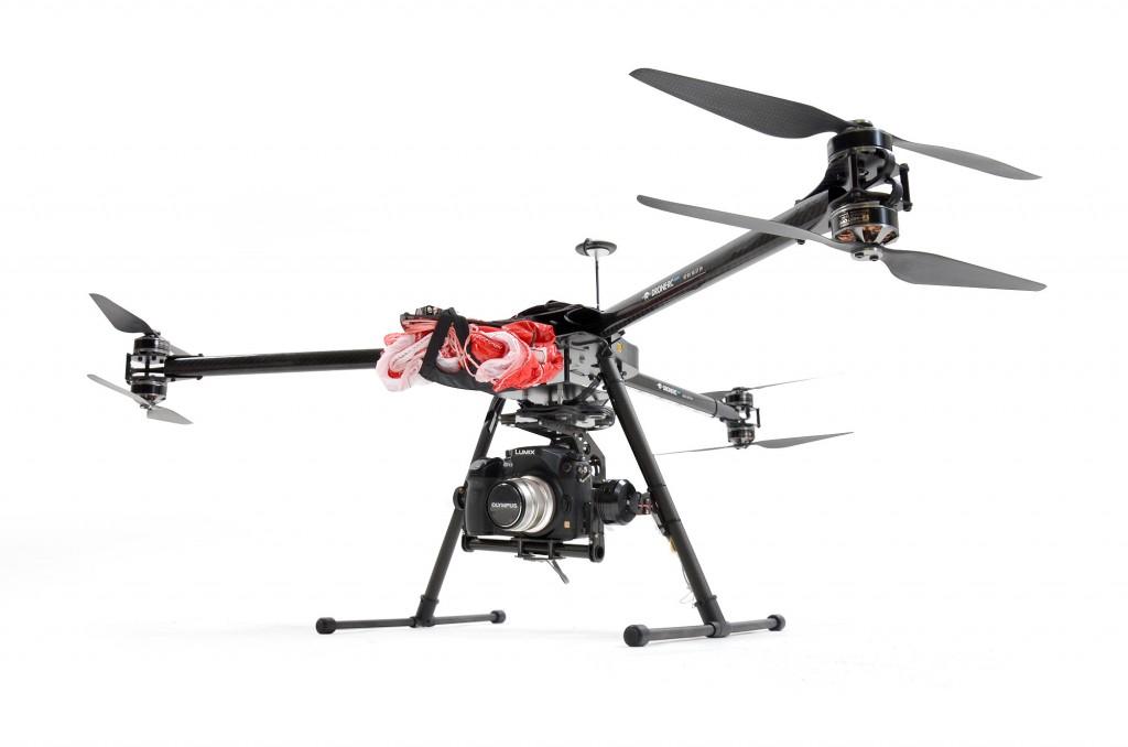 Drone Y6 Moselle moyen technique 1