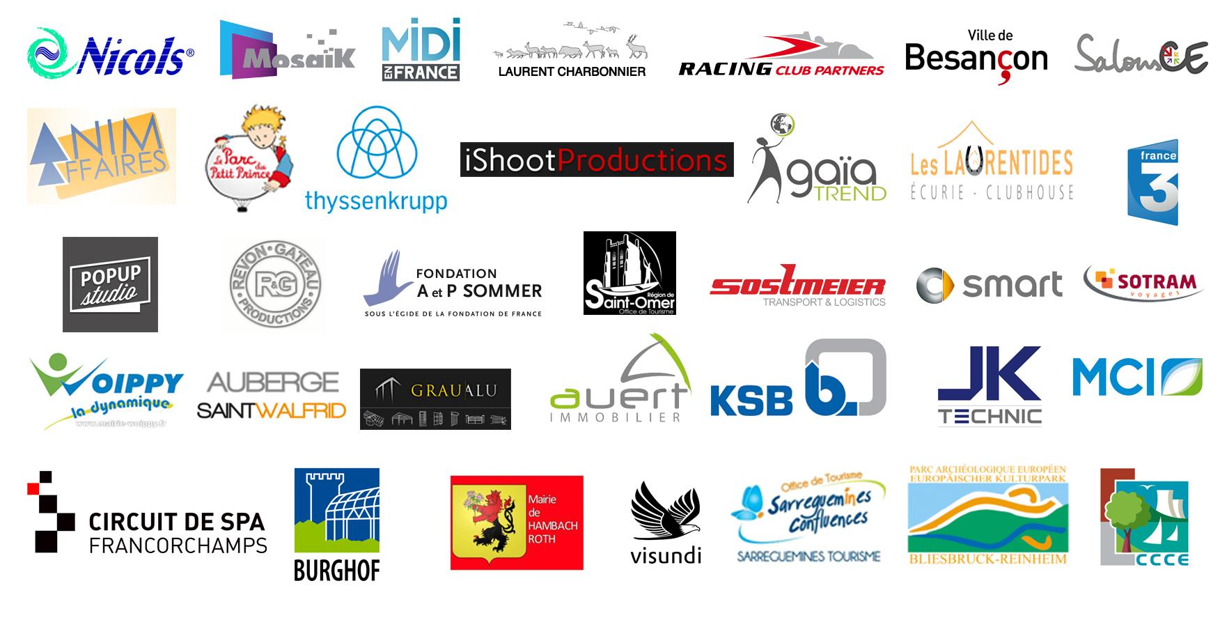 logo partenaires drone